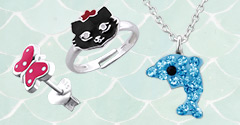Kids Silver Jewelry
