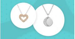 Silber Halsketten